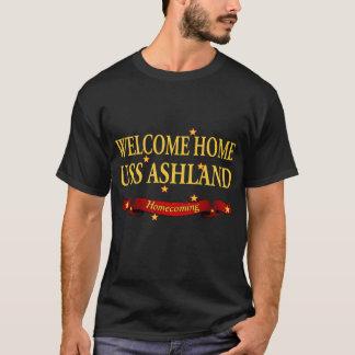Welcome Home USS Ashaland T-Shirt