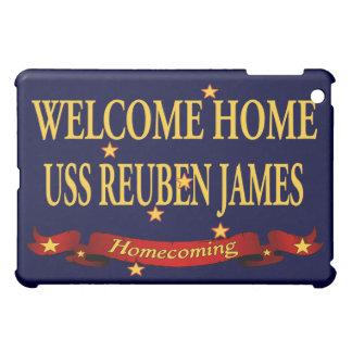 Welcome Home USS Reuben James iPad Mini Case