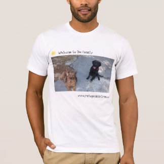 welcome Jack and Judah T-Shirt