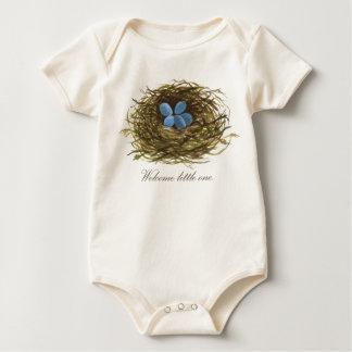 Welcome Little One Baby Bodysuit