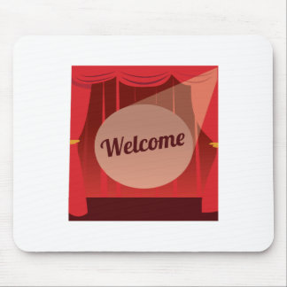 Welcome Mouse Pads