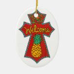 Welcome Pineapple Cross