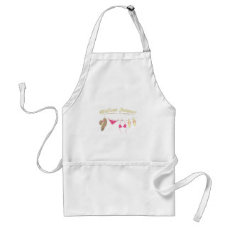 Welcome Summer Standard Apron