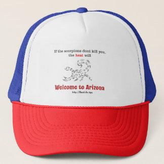 Welcome to Arizona! Trucker Hat