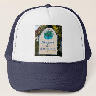 Welcome to Bogota Trucker Hat