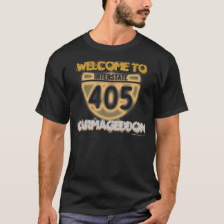 Welcome to Carmageddon - front 'n' back T-Shirt