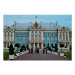 Welcome to Catherine Palace, Russia
