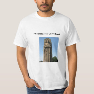 Welcome to Cleveland1 T-Shirt