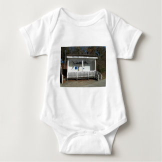Welcome to Dare County Outer Banks Baby Bodysuit