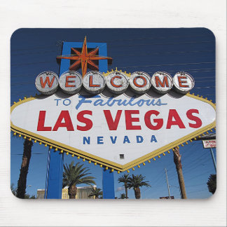 Welcome to Fabulous Las Vegas Mousepad