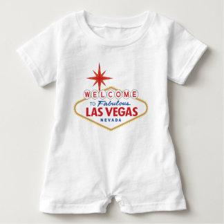 Welcome to Fabulous Las Vegas, Nevada Baby Bodysuit