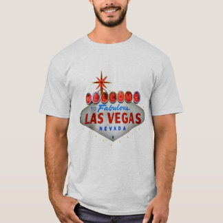 Welcome to Fabulous Las Vegas, Nevada T-Shirt