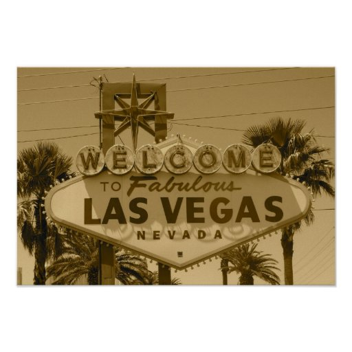 Welcome to Fabulous Las Vegas Print