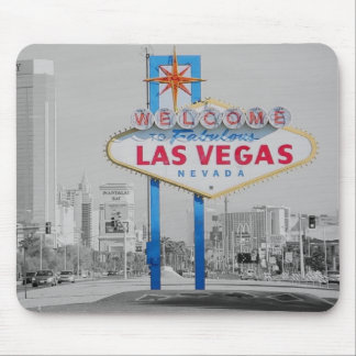 Welcome to Fabulous Las Vegas Retro Mousepad
