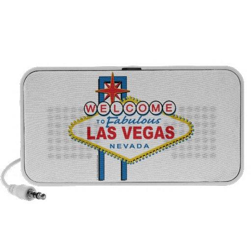 Welcome to Fabulous Las Vegas iPhone Speaker