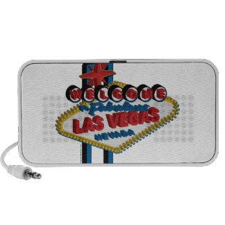 Welcome to Fabulous Las Vegas iPod Speakers