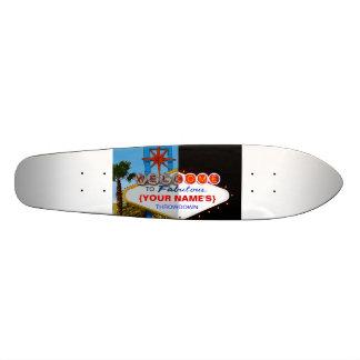 Welcome to Fabulous Your Throwdown! Skateboard