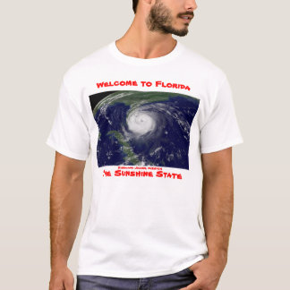 Welcome to Florida Hurricane Shirt
