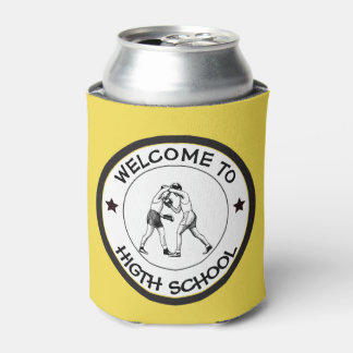 Welcome to High School Can Cooler