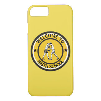 Welcome to High School iPhone 8/7 Case