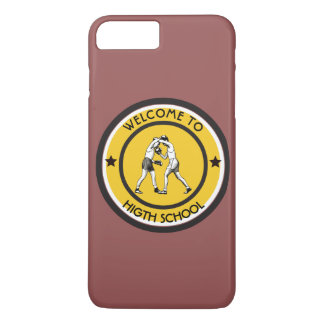 Welcome to High School iPhone 8 Plus/7 Plus Case