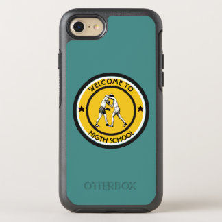 Welcome to High School OtterBox Symmetry iPhone 8/7 Case