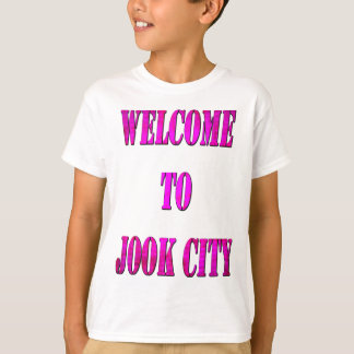 Welcome to Jook City T-Shirt