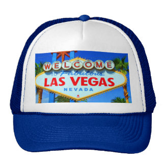 Welcome to Las Vegas Hat Baseball Cap