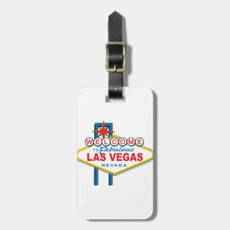 Welcome-to-Las-Vegas Luggage Tag