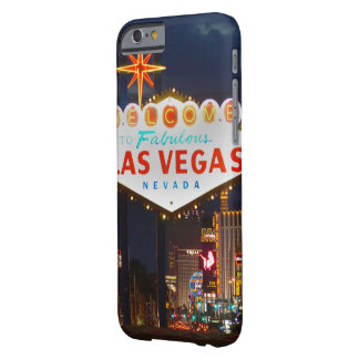 Welcome to Las Vegas Sign Barely There iPhone 6 Case