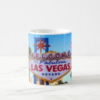 Welcome to Las Vegas Sign Mug