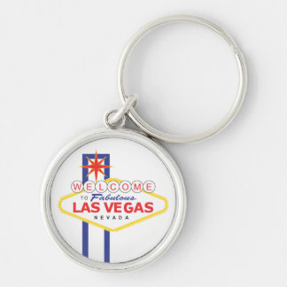 Welcome To Las Vegas Sign Nevada Key Chain