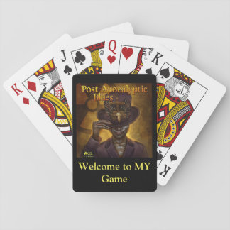 """""""Welcome to MY Game"""" Playing Cards"""