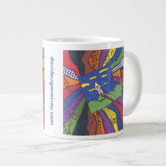 Welcome To My Home Large Coffee Mug