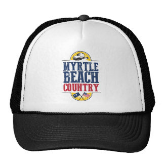 Welcome to Myrtle Beach Country Cap