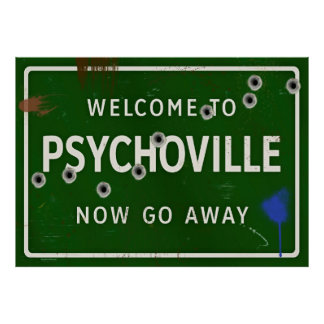 Welcome To Psychoville Poster