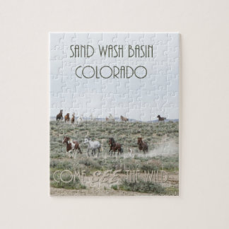 Welcome to Sand Wash Basin Jigsaw Puzzle