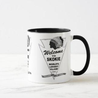 Welcome to Skokie, Illinois Mug