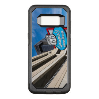 Welcome To Springfield MO OtterBox Commuter Samsung Galaxy S8 Case