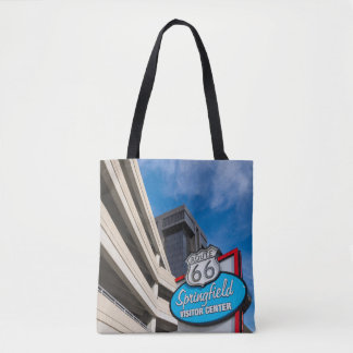 Welcome To Springfield MO Tote Bag