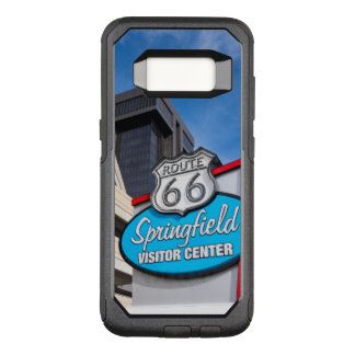 Welcome To Springfield OtterBox Commuter Samsung Galaxy S8 Case