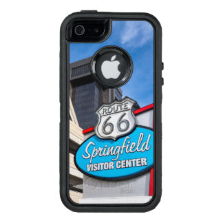 Welcome To Springfield OtterBox iPhone 5/5s/SE Case