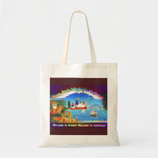 Welcome to Sydney tote