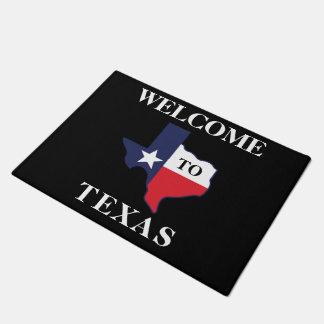 Welcome To Texas Doormat