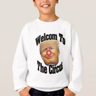Welcome to the Circus Sweatshirt