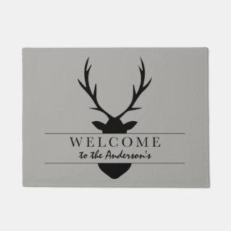 WELCOME TO THE .... DOORMAT