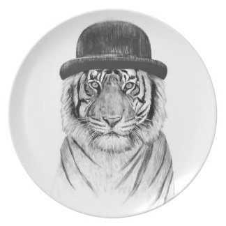 Welcome to the jungle plate