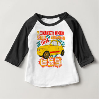 Welcome to the Wrong Side of the Track Baby T-Shirt