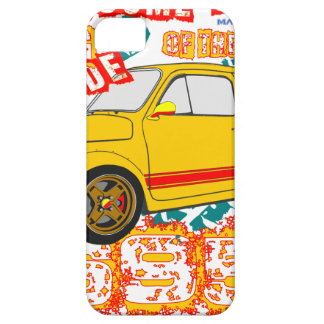 Welcome to the Wrong Side of the Track iPhone 5 Case