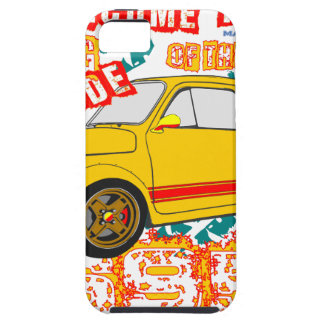 Welcome to the Wrong Side of the Track Tough iPhone 5 Case